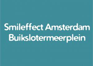 Smileffect Amsterdam buikslotermeerplein